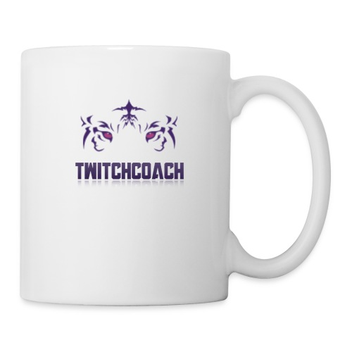 TwitchCoach Merch - Coffee/Tea Mug