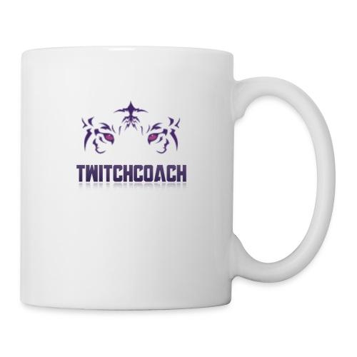 TwitchCoach Merch - Coffee/Tea Mug