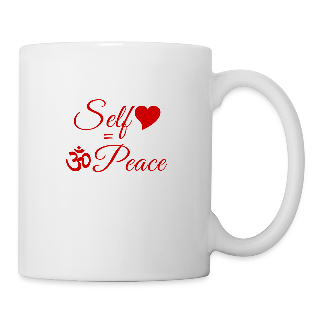 108-lSa Inspi-Quote-83.b Self-love = OM-Peace