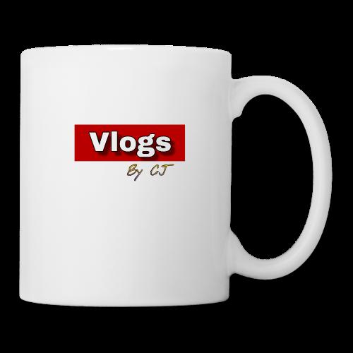 Vlogs by CJ - Coffee/Tea Mug