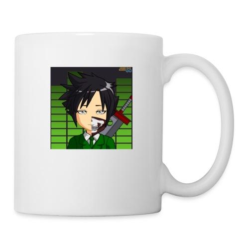A-symetric Buster - Coffee/Tea Mug