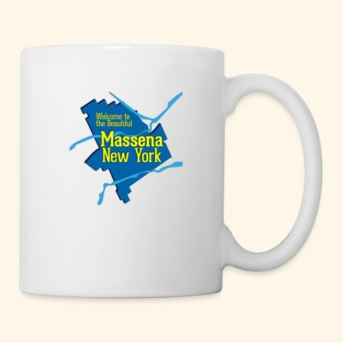 Massena NY Blue - Coffee/Tea Mug