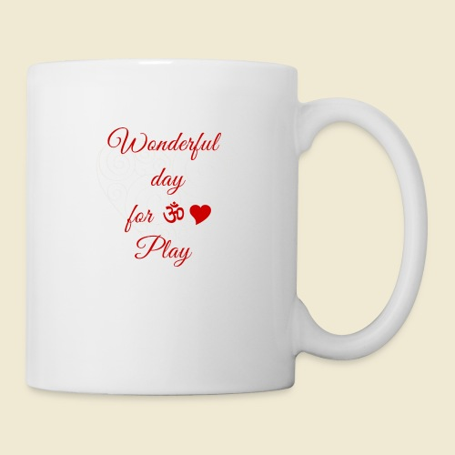 108-lSa Inspi-Shirt-85.b ... for OM-Love Play - Coffee/Tea Mug