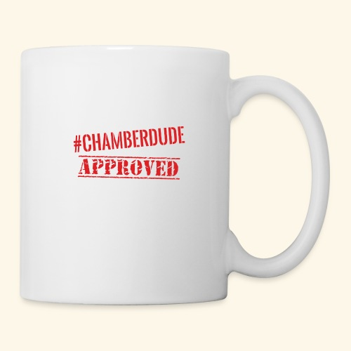 Chamber Dude Approved - Coffee/Tea Mug