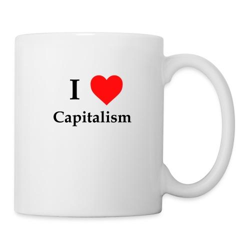 i love capitalism - Coffee/Tea Mug