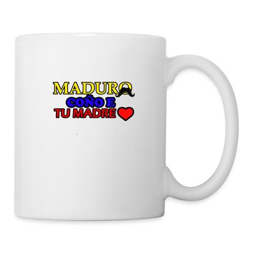 maduro con o e tu madre - Coffee/Tea Mug