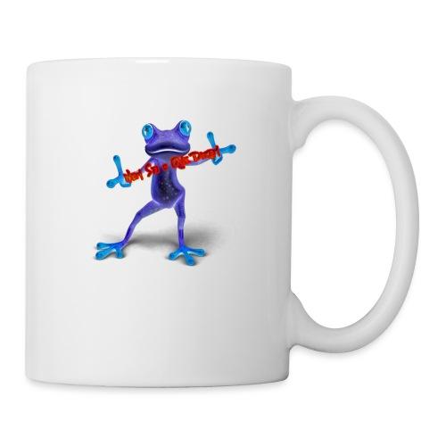 Logo - Nem Sei o Que Dizem - Podcast - Coffee/Tea Mug