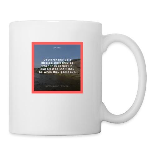 Deuteronomy 28:6 (#Blessed) - Coffee/Tea Mug