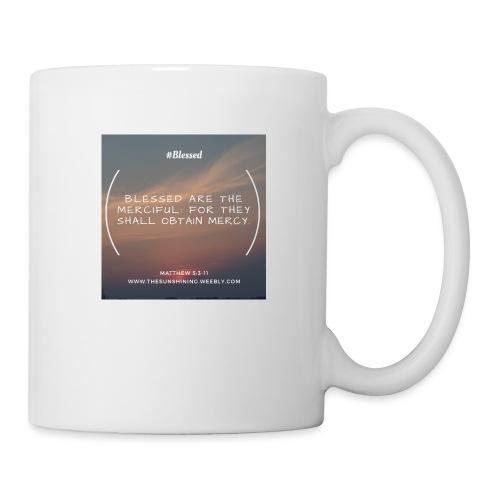 Matthew 5:3-11 (#Blessed) - Coffee/Tea Mug