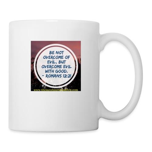 Romans 12:21 (#Overcomer) - Coffee/Tea Mug
