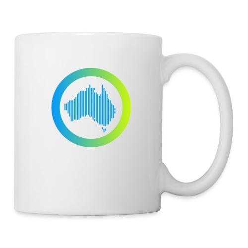 Gradient Symbol Only - Coffee/Tea Mug
