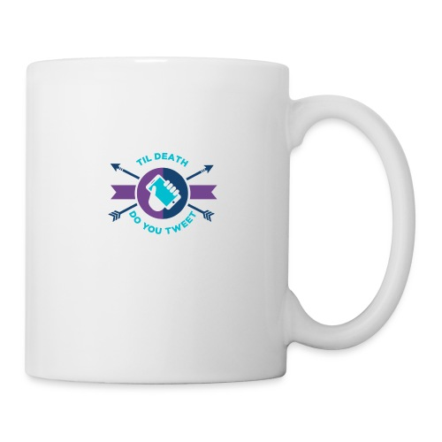TDDYT blue - Coffee/Tea Mug