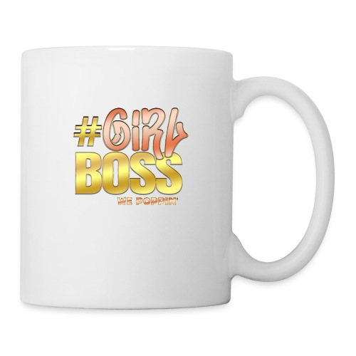 Girl Boss - Coffee/Tea Mug