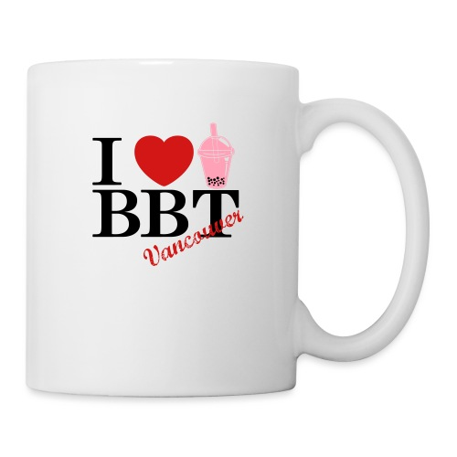 I Love Bubble Tea Vancouver - Coffee/Tea Mug