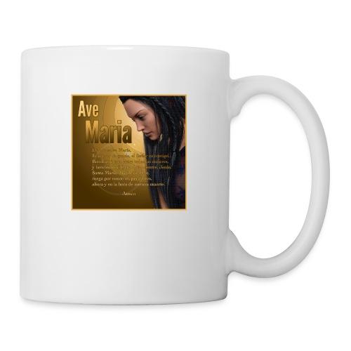 Ave María - La oración en español - Coffee/Tea Mug
