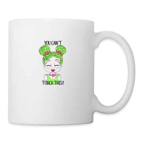 Cactus Girl You Cant touch this - Coffee/Tea Mug