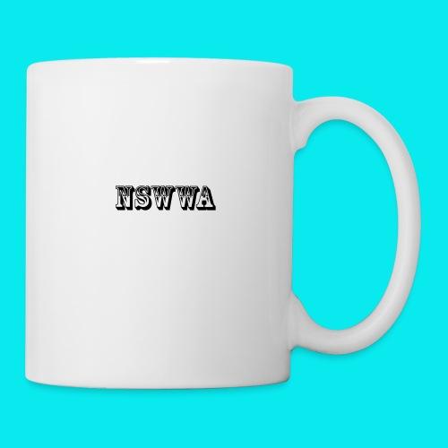 NSWWA BLACK WRITING - Coffee/Tea Mug