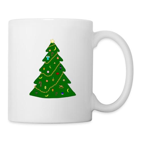 Christmas Tree For Monkey - Coffee/Tea Mug