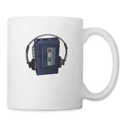 WALKMAN cassette recorder - Coffee/Tea Mug