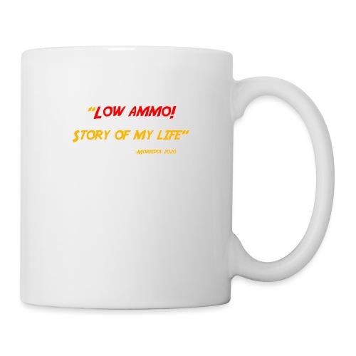 Logoed back with low ammo front - Coffee/Tea Mug