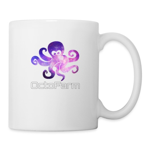 Logo text - Coffee/Tea Mug