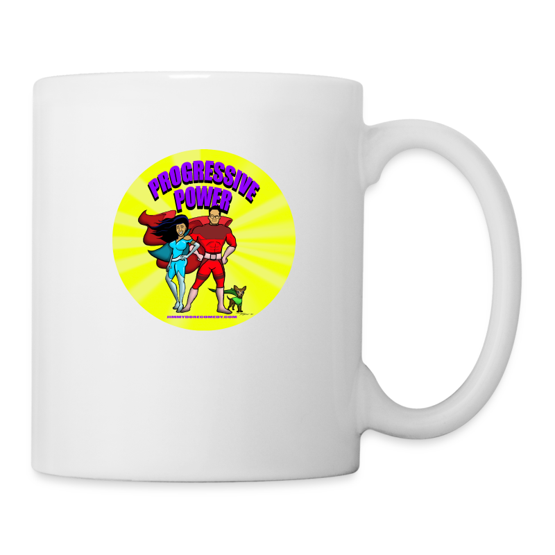 Progressive Power! - Coffee/Tea Mug