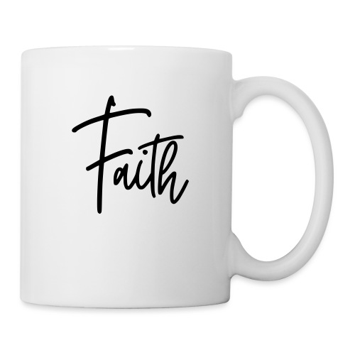Faith - Coffee/Tea Mug
