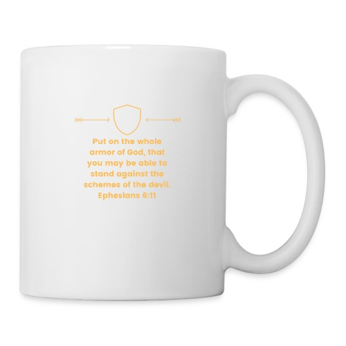 Ephesians 6:11 - Coffee/Tea Mug