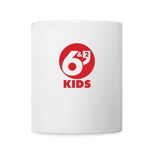 6et2 logo v2 kids 02 - Coffee/Tea Mug