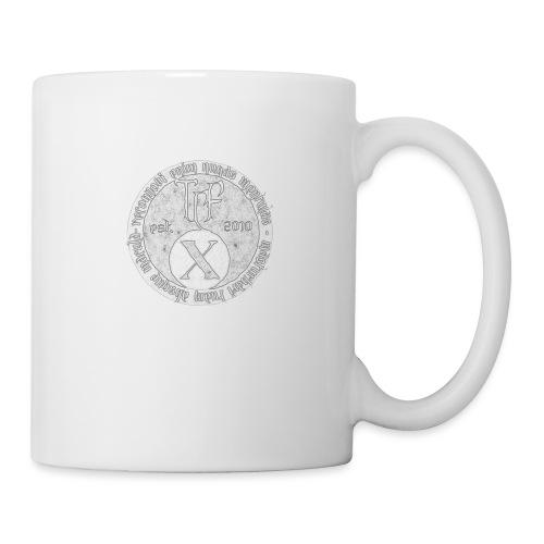 TCF 10th Anniversary (Grey) - Coffee/Tea Mug