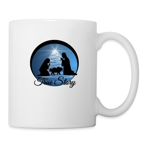 True Story Nativity - Coffee/Tea Mug