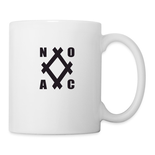 noac b diamond transparent - Coffee/Tea Mug