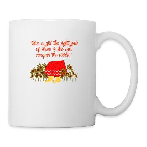 Apache Moccasin T Shirt - Coffee/Tea Mug