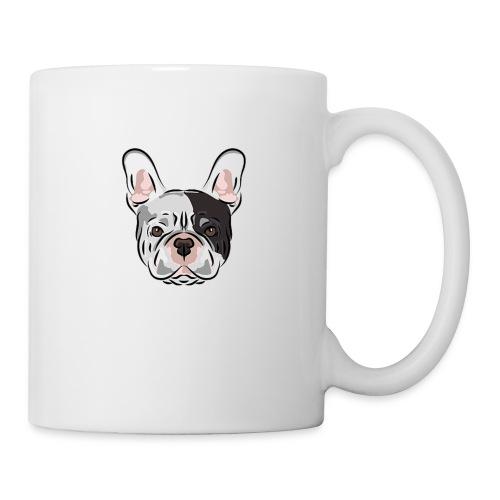 pngtree french bulldog dog cute pet - Coffee/Tea Mug