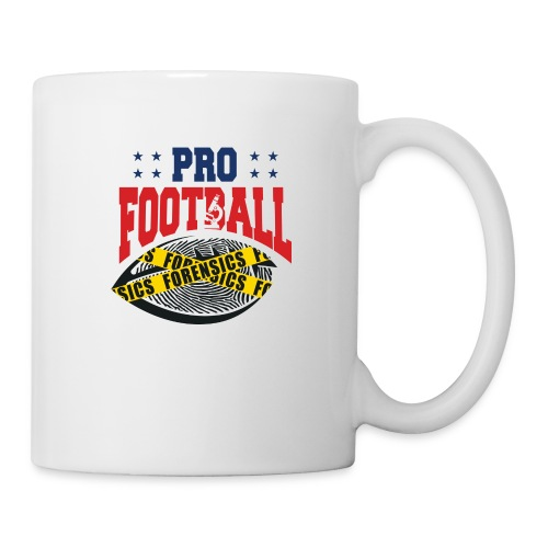 PRO FOOTBALL FORENSICS - Coffee/Tea Mug