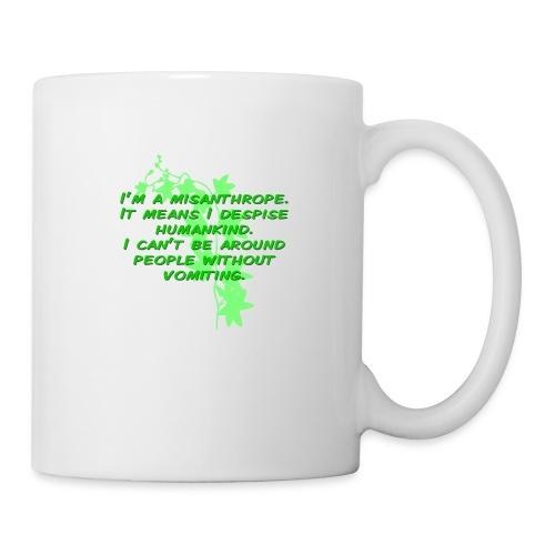 GO GREEN! - Coffee/Tea Mug