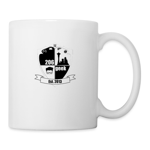 206geek podcast - Coffee/Tea Mug