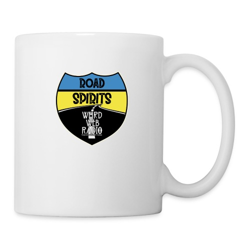 ROAD SPIRITS Logo - Coffee/Tea Mug