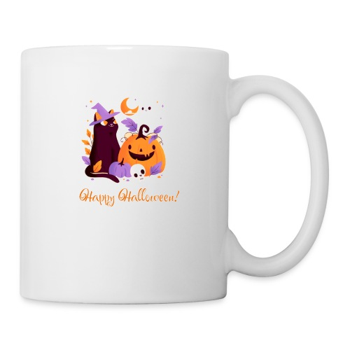 Halloween happy - Coffee/Tea Mug