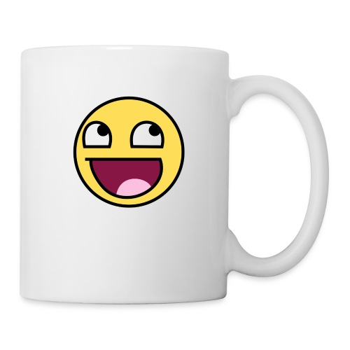 Epic Face - Coffee/Tea Mug