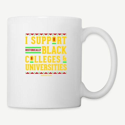 I Support HBCUs - Coffee/Tea Mug