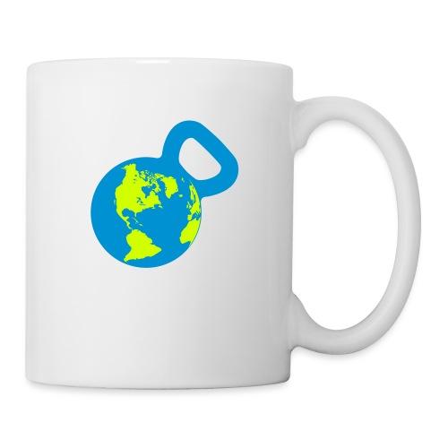 It's a Kettlebell World - Coffee/Tea Mug