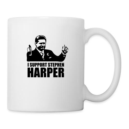 I Support Stephen Harper - Coffee/Tea Mug