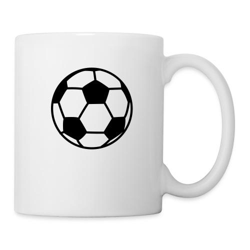 custom soccer ball team - Coffee/Tea Mug
