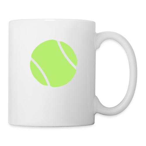 tennis ball - Coffee/Tea Mug