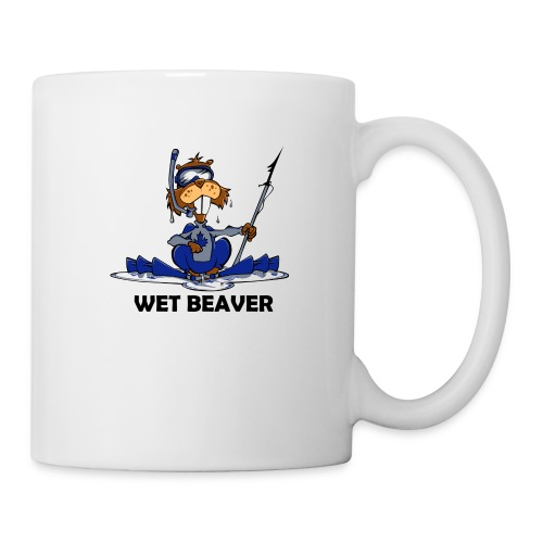 Wet Beaver - Coffee/Tea Mug