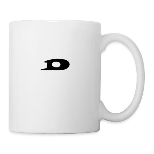 ORIGINAL BLACK DETONATOR LOGO - Coffee/Tea Mug