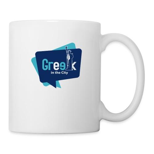 Greek in the City - Coffee/Tea Mug