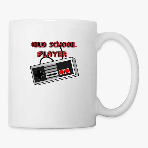 Old School Player - Coffee/Tea Mug