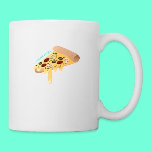 I LOVE PIZZA! - Coffee/Tea Mug
